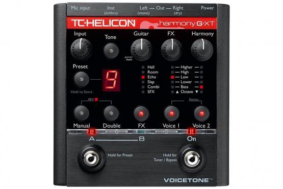 TC-Helicon VoiceTone Harmony-G XT: 1