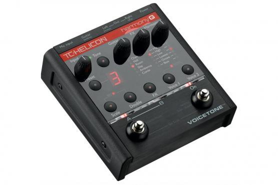 TC-Helicon VoiceTone Harmony-G XT: 2