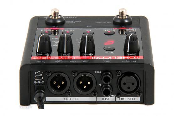 TC-Helicon VoiceTone Harmony-G XT: 3