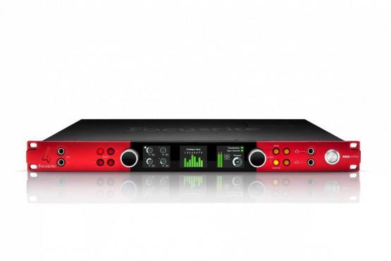 Focusrite Red 4Pre 58x64: 1
