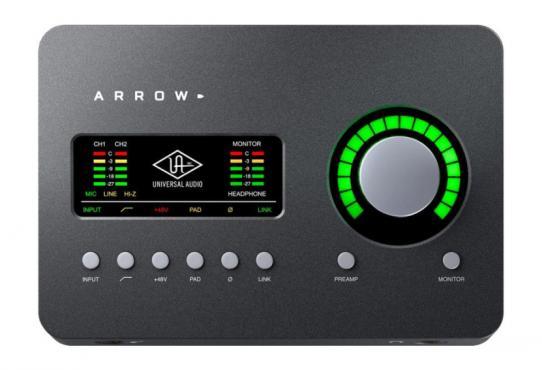 Universal Audio Arrow: 3