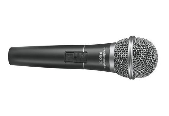 Audio-Technica PRO31: 1