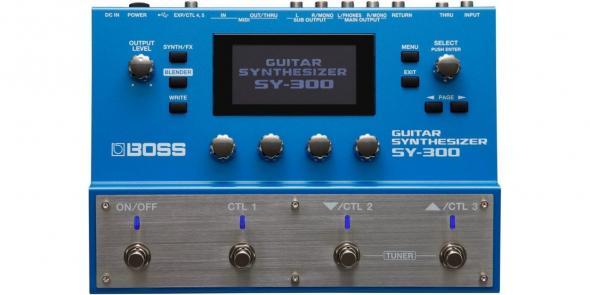 Boss SY-300: 1