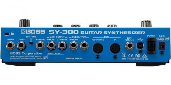 Boss SY-300: 3