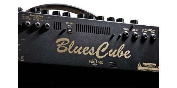Roland BC ARTIST BK Blues Cube Artist: 2