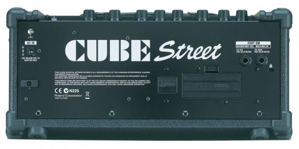 Roland CUBE Street (Black): 4