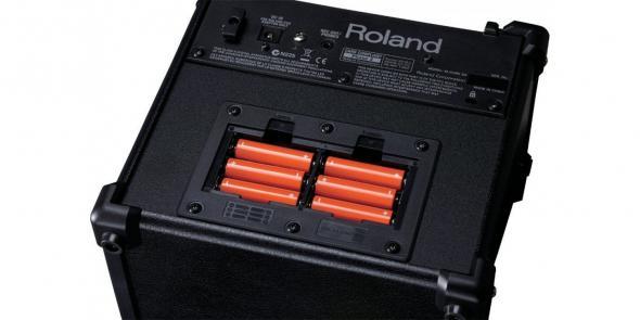 Roland Micro CUBE GX: 2