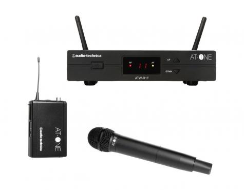 Audio-Technica ATW 13HH2: 3