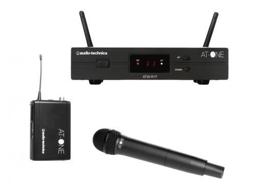 Audio-Technica ATW 13F: 3