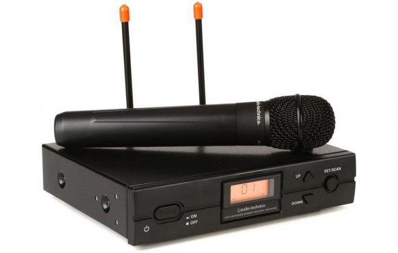 Audio-Technica ATW 2120b: 1