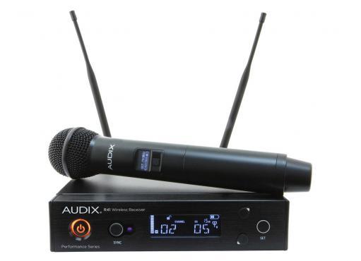 Audix PERFORMANCE SERIES AP41 w/OM2: 1