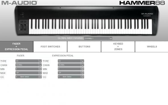 M-Audio Hammer 88: 3