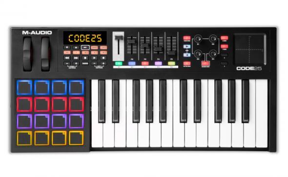 M-Audio Code 25 (Black): 1