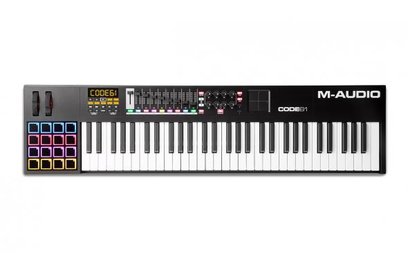 M-Audio Code 61 (Black): 1