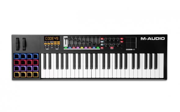 M-Audio Code 49 (Black): 1