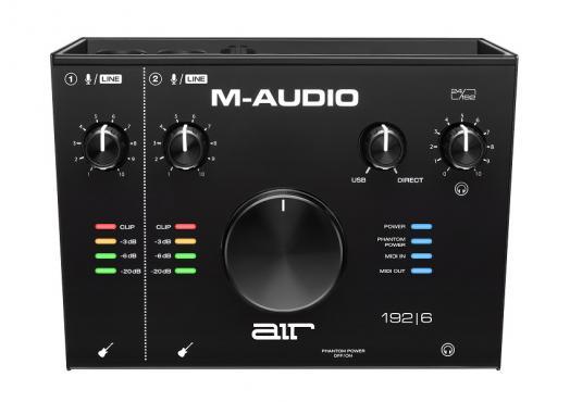 M-Audio AIR 192|6: 1