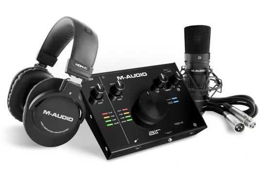 M-Audio AIR 192|4 Vocal Studio Pro: 1