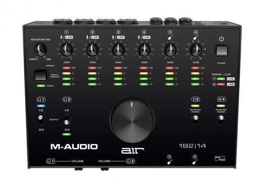 M-Audio AIR 192|14: 1