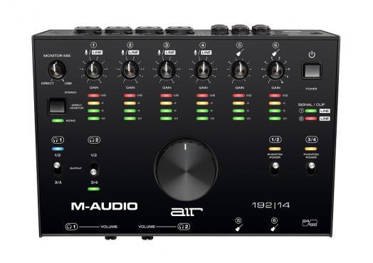 M-Audio AIR 192|14: 1