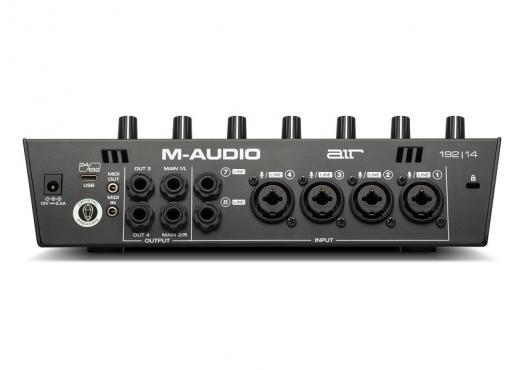 M-Audio AIR 192|14: 2