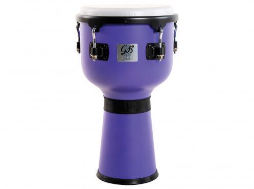"""Gon Bops FSDJUV10 10"""" Fiesta Djembe (Ultra Violet): 1"""
