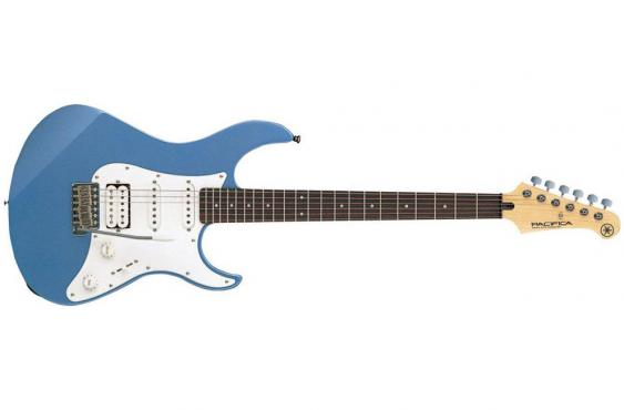 Yamaha Pacifica 112J (Lake Placid Blue): 1