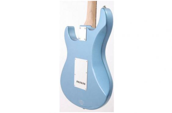 Yamaha Pacifica 112J (Lake Placid Blue): 4