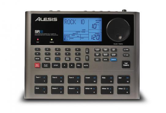 Alesis SR-18: 1