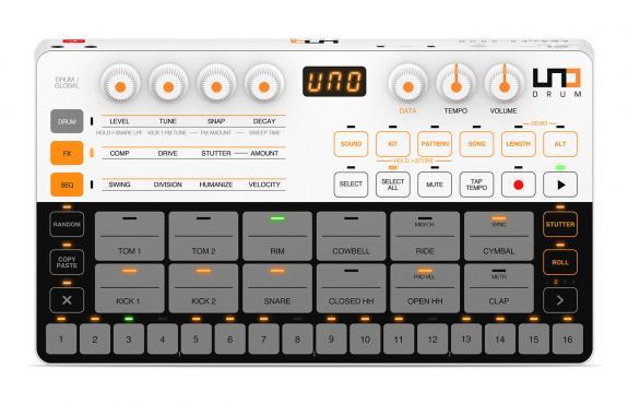 IK Multimedia UNO Drum: 1