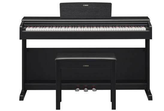 Yamaha Arius YDP-144 Black (+блок питания): 2