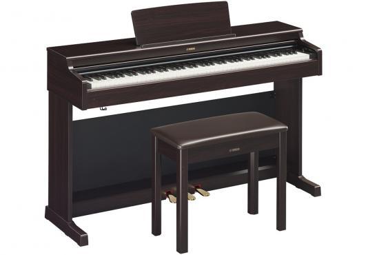 Yamaha Arius YDP-164 Rosewood (+блок питания): 1