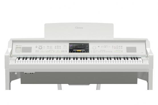 Yamaha Clavinova CVP-809 PWH (+блок питания): 3