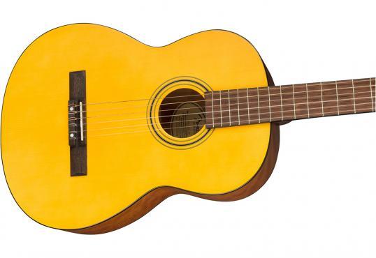 Fender ESC-110 Classical Wide Neck: 2
