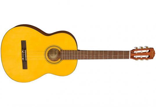 Fender ESC-110 Classical Wide Neck: 1