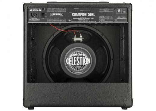 Fender Champion 50XL: 3
