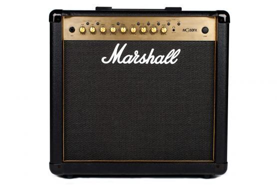 Marshall MG50GFX: 2