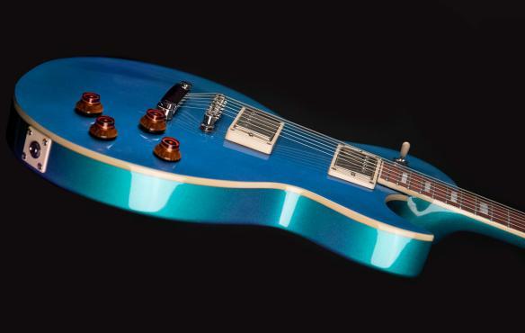 Cort CR200 (Flip Blue): 2