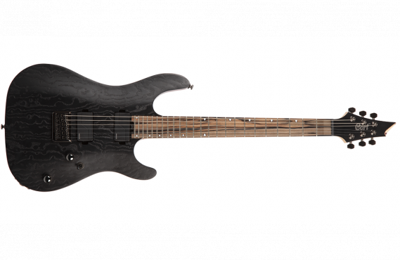 Cort KX500 Etched (Black): 1