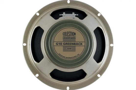 Celestion G10 Greenback (16Ω): 1