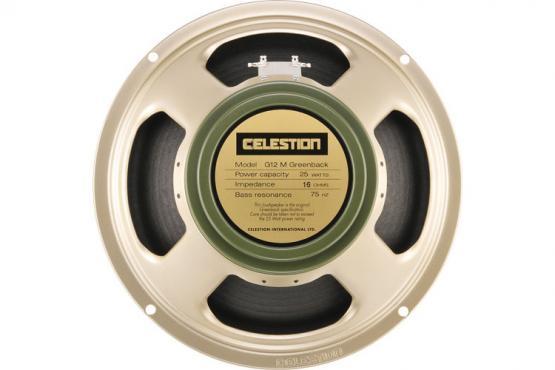 Celestion G12M Greenback (16Ω): 1