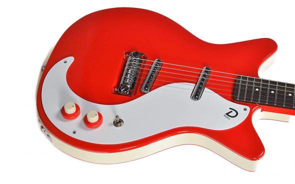 Danelectro 59M NOS+ (Red): 4