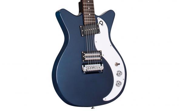 Danelectro 59X (Dark Blue): 3