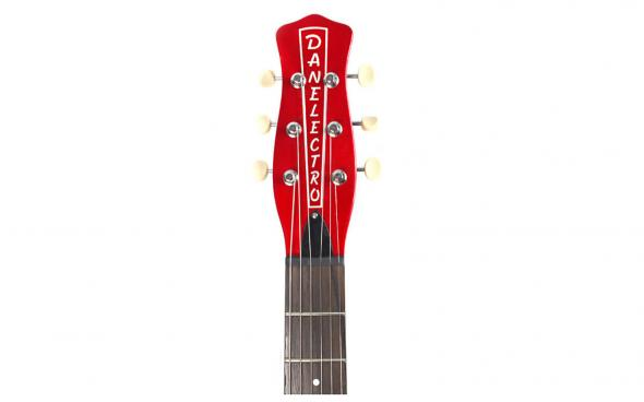 Danelectro Hodad (Red Metallic): 4