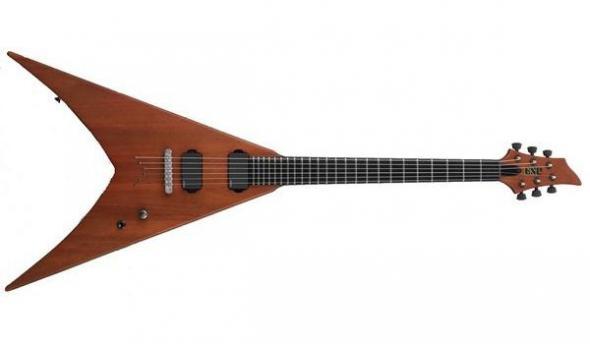 ESP HEX-6 MAHOGANY: 1