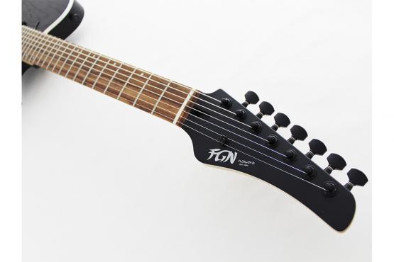Fujigen JIL72-ASH-DEG Iliad Dark Evolution Series (Open Pore Black): 3