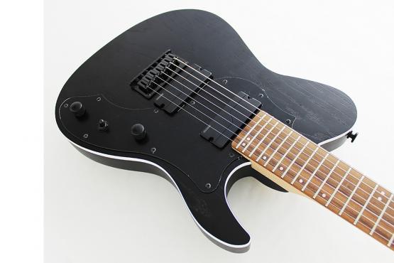 Fujigen JIL72-ASH-DEG Iliad Dark Evolution Series (Open Pore Black): 4