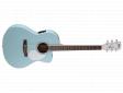 Cort Jade Classic (Sky Blue Open Pore): 1