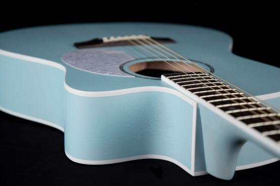 Cort Jade Classic (Sky Blue Open Pore): 4