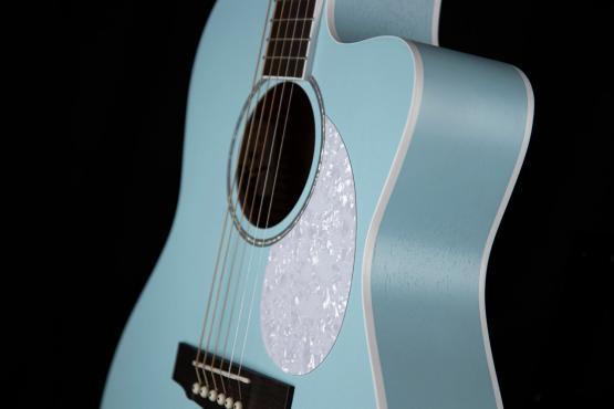 Cort Jade Classic (Sky Blue Open Pore): 2