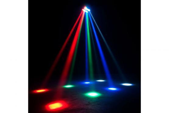 STLS LED Spider: 3